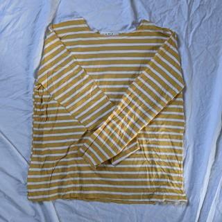 ディーホリック(dholic)のボーダーtシャツ(Tシャツ/カットソー(七分/長袖))