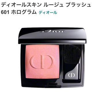 Dior - 【未使用】ディオールスキン ルージュブラッシュ601