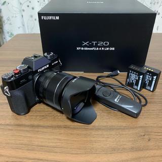 富士フイルム - FUJIFILM X-T20 レンズキット ブラック