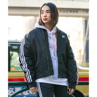 adidas - adidas アディダスオリジナルス パデッド ボンバー ジャケット MA-1