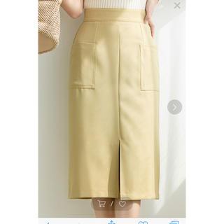 snidel - セゾンどパピヨン タイトスカート 美品