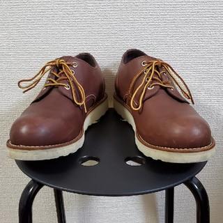 ホーキンス(HAWKINS)のホーキンス 本革ワーキングブーツローカット 27cm (ブーツ)