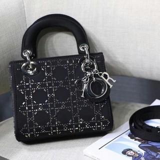 Christian Dior - レディディオール ミディアムバッグ