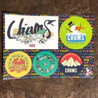 CHUMS - CHUMS ステッカーセット