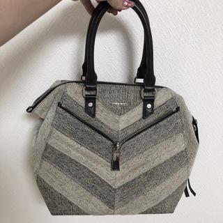 DIESEL - ディーゼル ジッパーデザイン ハンドバッグ最終価格
