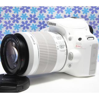 Canon - おすすめ一眼レフ★Canon EOS kiss X7★希少なホワイトカラー★