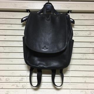 Vivienne Westwood - 保存袋付 Vivienne Westwood 本格バックパック