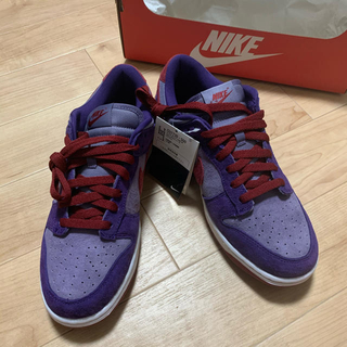 NIKE - NIKE SB DUNK LOW PLUM