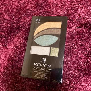 レブロン(REVLON)のレブロン フォトレディ プライマー プラス シャドウ 535 ポップ アート(アイシャドウ)