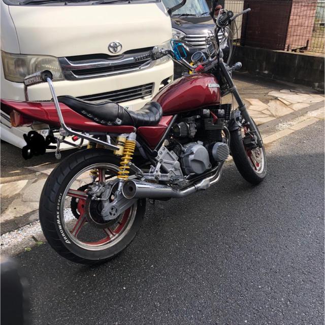 カワサキ(カワサキ)のゼファー400 自動車/バイクのバイク(車体)の商品写真