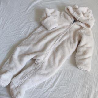 babyGAP - ベビーギャップ クマさんカバーオール