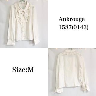 アンクルージュ(Ank Rouge)のAnkrouge シャツ(シャツ/ブラウス(長袖/七分))
