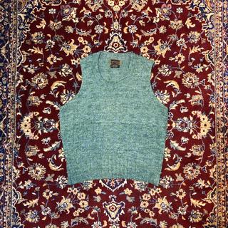 アレッジ(ALLEGE)の60s VINTAGE TOWNCRAFT marble knit vest(ベスト)