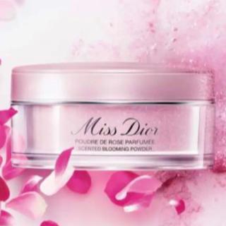 Christian Dior - ミスディオール ブルーミングボディパウダー