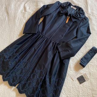GALLERY VISCONTI - ❤️ギャラリービスコンティ  裾フラワーコート