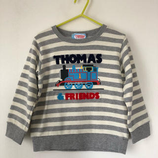 トーマス ボーダートレーナー 100(Tシャツ/カットソー)