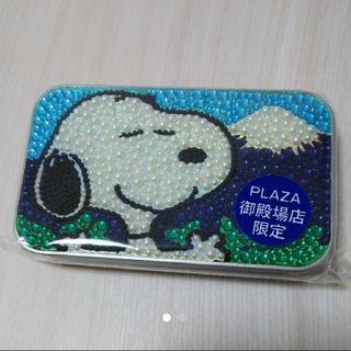 SNOOPY - 【限定商品】スヌーピー キラキラ スパークスカン