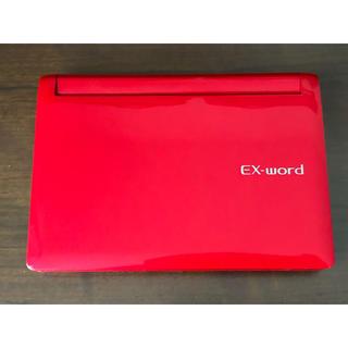 カシオ(CASIO)の電子辞書 EX word dataplus6 XD-D8500(電子ブックリーダー)