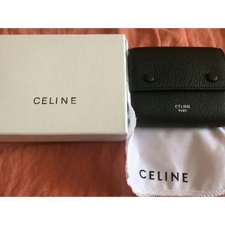 セリーヌ(celine)の【美品】CELINE レディース 折り財布 小物(折り財布)