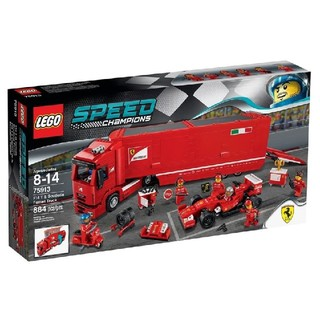 Lego - レゴ★スピードチャンピオン フェラーリ トラック 75913 新品  激レア