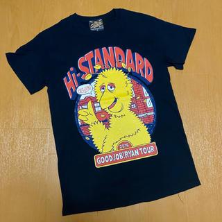 ハイスタンダード(HIGH!STANDARD)のHi-standard Tシャツ(ミュージシャン)