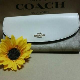 コーチ(COACH)のCOACH 長財布 正規品 【訳アリ】(財布)