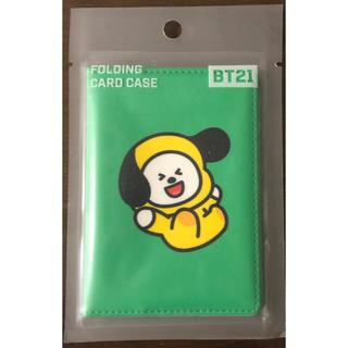 ボウダンショウネンダン(防弾少年団(BTS))のBT21 CHIMMY カードケース(その他)