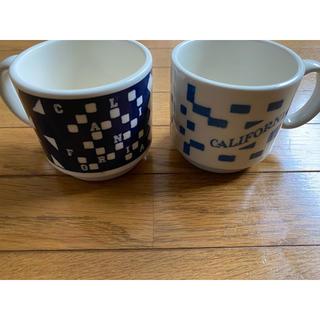 ロンハーマン(Ron Herman)のロンハーマン マグカップ 2つセット⭐︎新品未使用(グラス/カップ)