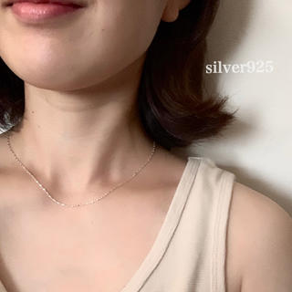 TODAYFUL - silver925  スモールチェーンネックレス