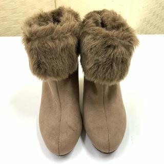 ジェリービーンズ(JELLY BEANS)の未使用品 ♪ ジェリービーンズ JELLY BEANS ショートブーツ S 靴(ブーツ)