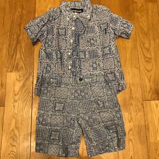 ライトオン(Right-on)の子供服 セットアップ(パンツ/スパッツ)