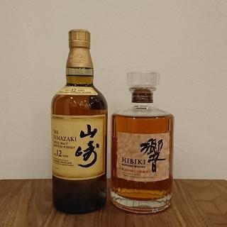 サントリー - ウィスキー 山崎12年と響セット