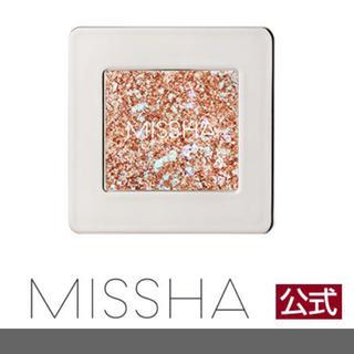 ミシャ(MISSHA)のミシャ MISSHA グリッタープリズムシャドウ BL01(アイシャドウ)