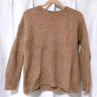ムジルシリョウヒン(MUJI (無印良品))の無印 アルパカ ニット セーター(ニット/セーター)