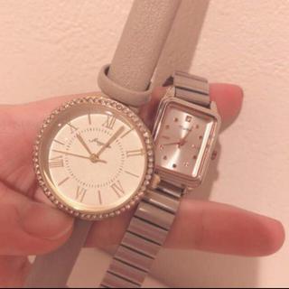 Ane Mone - セット 腕時計 スリーフォータイム アネモネ 時計