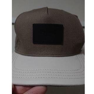 コーチ(COACH)のcoach キャプ 帽子(キャップ)