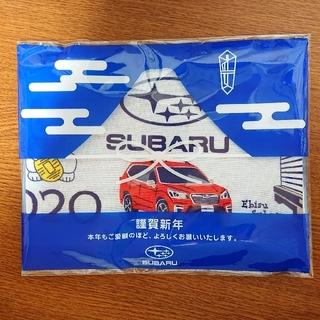 スバル(スバル)のSUBARU オリジナルコットンガーゼクロス(ノベルティグッズ)