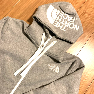 THE NORTH FACE - THE NORTH FACE リアビューフルジップフーディー パーカー
