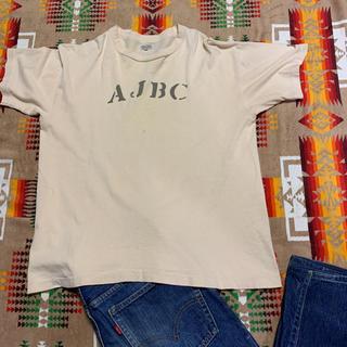 ウエアハウス(WAREHOUSE)のウエアハウス 丸胴 染み込みプリント 豪華な前後左袖にプリント(Tシャツ/カットソー(半袖/袖なし))