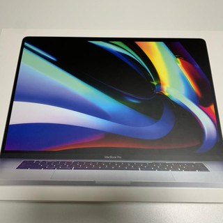 Mac (Apple) - MacBook pro 16インチ 2019