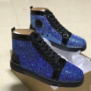 クリスチャンルブタン(Christian Louboutin)の最高品質!クリスチャンルブタンスニーカー靴(スニーカー)