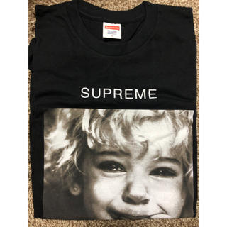 Supreme - 新品 15fw supreme cry baby tee Tシャツ シュプリーム