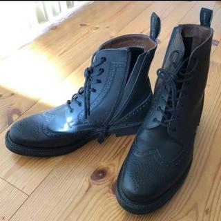 フットザコーチャー(foot the coacher)のfoot the coacher フットザコーチャーブーツ FTC1634003(ブーツ)