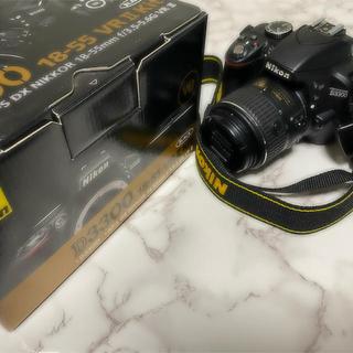 Nikon - Nikon D3300 & WU-1a セット ニコン 一眼レフ カメラ