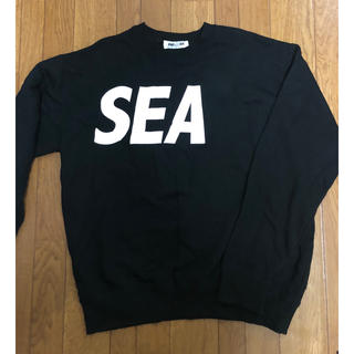 シュプリーム(Supreme)のwind and sea トレーナー クルーネック ウィンダンシー (スウェット)