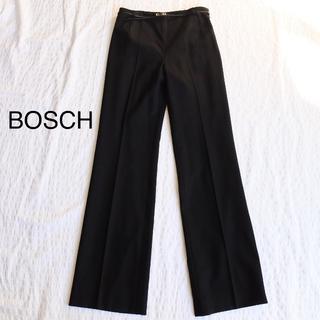 ボッシュ(BOSCH)のBOSCH カシミヤ混ウールパンツ/36/ブラック(その他)