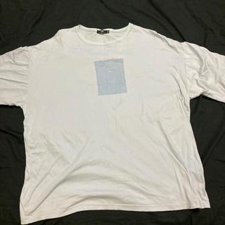 ハレ(HARE)の【HARE】Tシャツ 水色(Tシャツ/カットソー(半袖/袖なし))