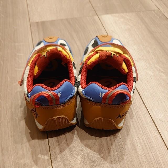 トイ・ストーリー(トイストーリー)のイフミー トイ・ストーリー 17cm キッズ/ベビー/マタニティのキッズ靴/シューズ(15cm~)(スニーカー)の商品写真