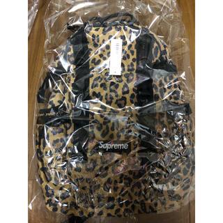 Supreme - supreme backpack leopard