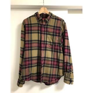 Supreme - supreme flannel shirts